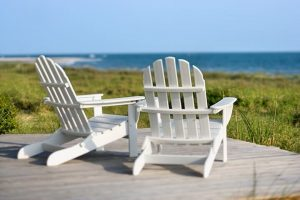 Beach Chairs at currituck club paramount destinations home