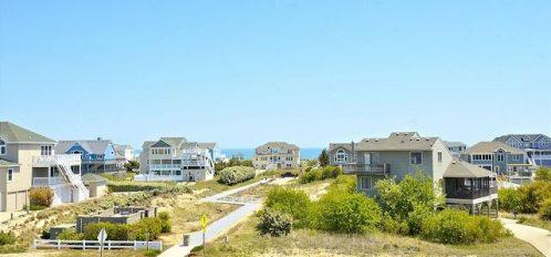 Corolla North Carolina vacation rental homes ocean view