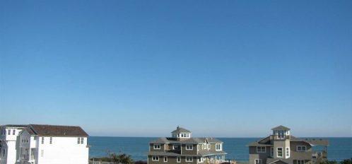 Duck North Carolina Beach House Oceanside View
