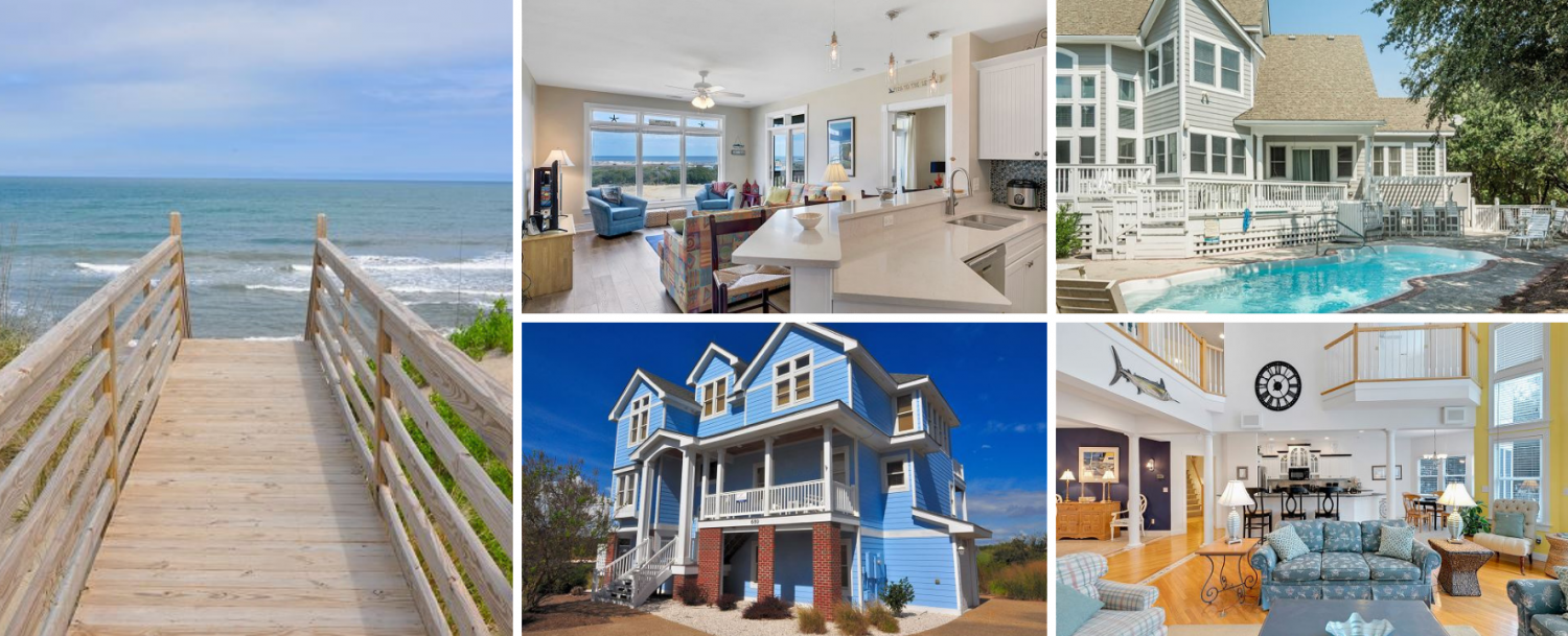 Paramount Destinations Benefits of Vacation Rental Outer Banks
