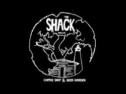 The Shack Coffee Shop Logo