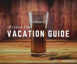 beer at outer banks brewery. access our vacation guide.