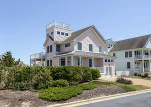 Par Tee by the Sea House in the Currituck Club Paramount Destinations