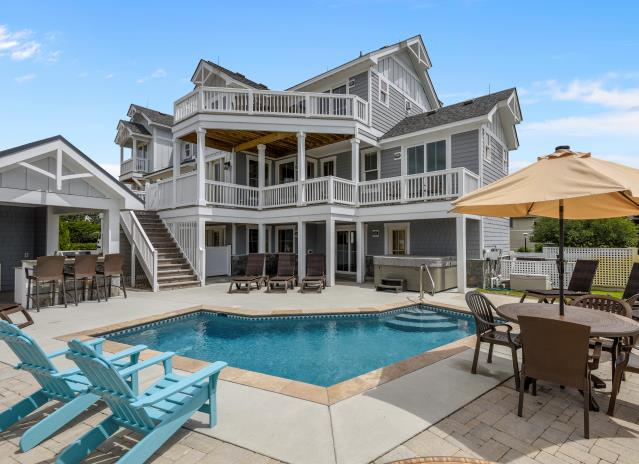 Sandy Toes and Salty Kisses Vacation Rental in the OBX