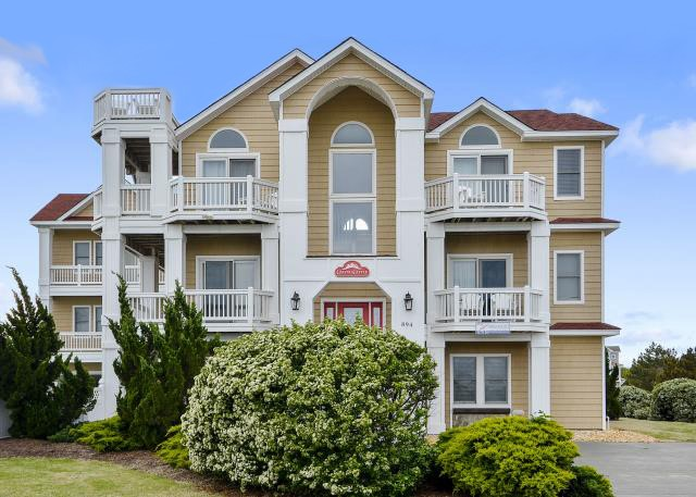 Coastal Castle Vacation Rental in the OBX