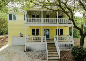 After your Outer Banks Air Tours, book a stay in our Moondance home.