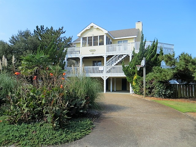 Beach Music Vacation Rental in the OBX