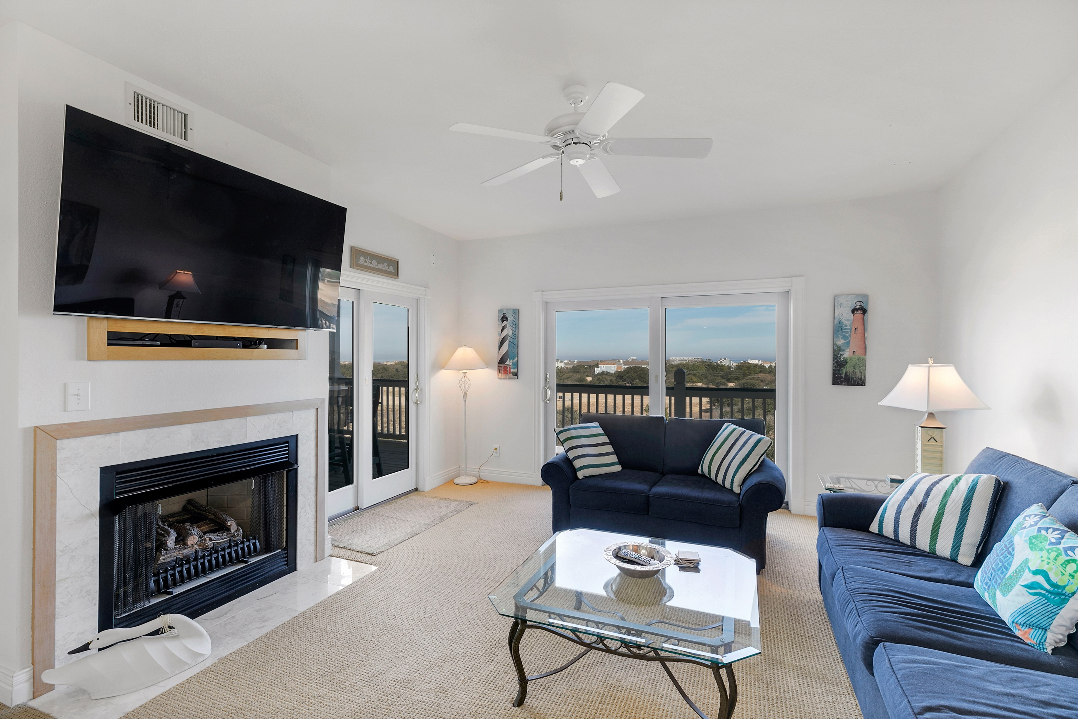Marie's Ocean View Vacation Rental in the OBX