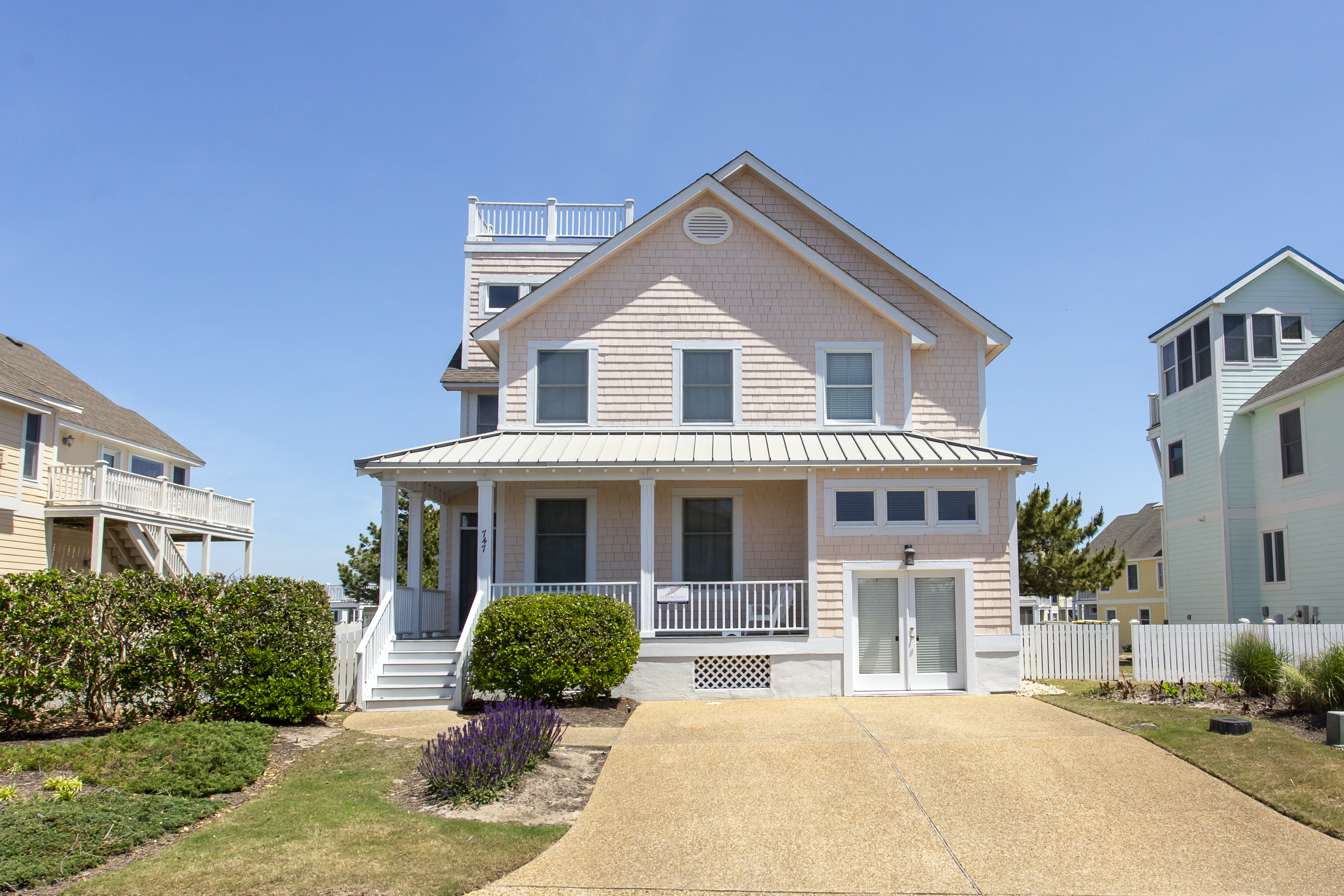Par-Tee by the Sea Vacation Rental in the OBX