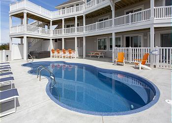 Summer Love Vacation Rental in the OBX