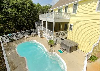 Moondance Vacation Rental in the OBX