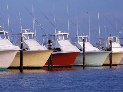 Outer Banks Boats Fishing