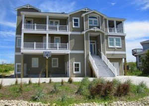 land's end outer banks vacation rental