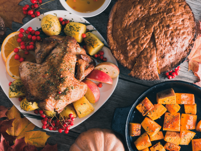 outer banks thanksgiving turkey dinner