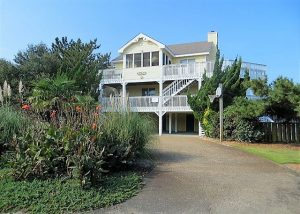 Our Beach Oasis Outer Banks Vacation Rental exterior