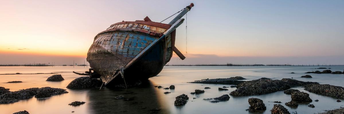 graveyard of the atlantic shipwreck