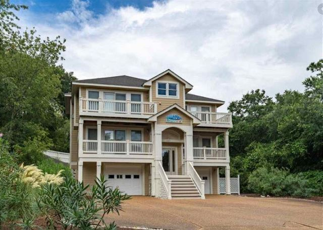 tee l sea outer banks vacation rental